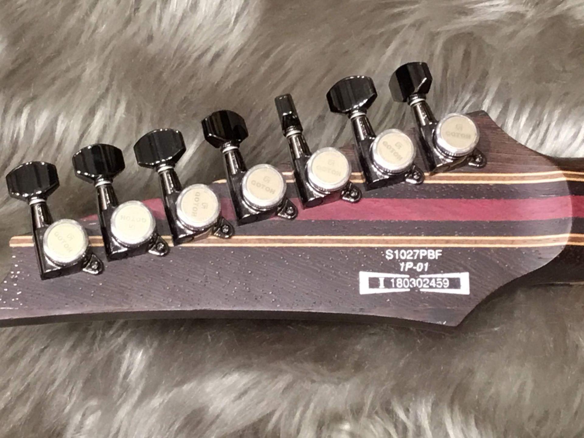 S1027PBFのヘッド裏-アップ画像