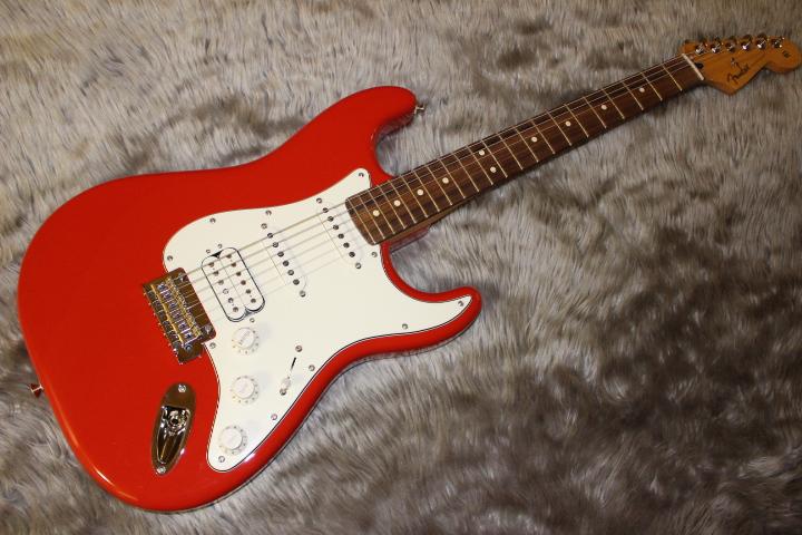 Fender  PLAYER STRAT HSS PF 写真画像