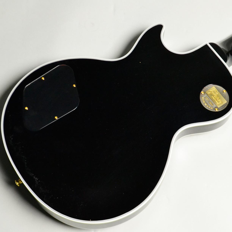Les Paul Custom Ebony GHのボディバック-アップ画像