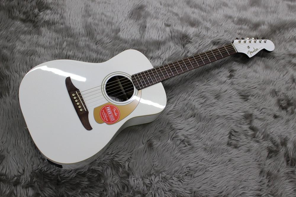Fender Acoustics Malibu Player(Arctic Gold) 写真画像