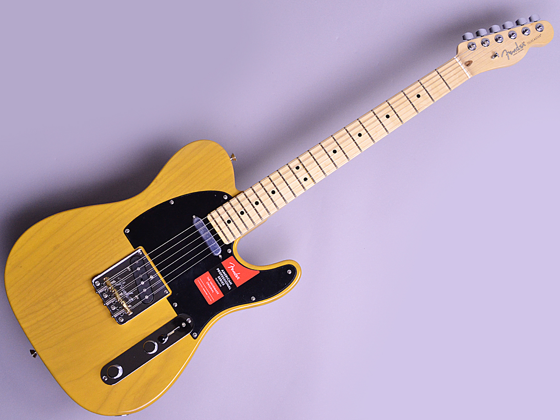 American Professional Telecaster Maple