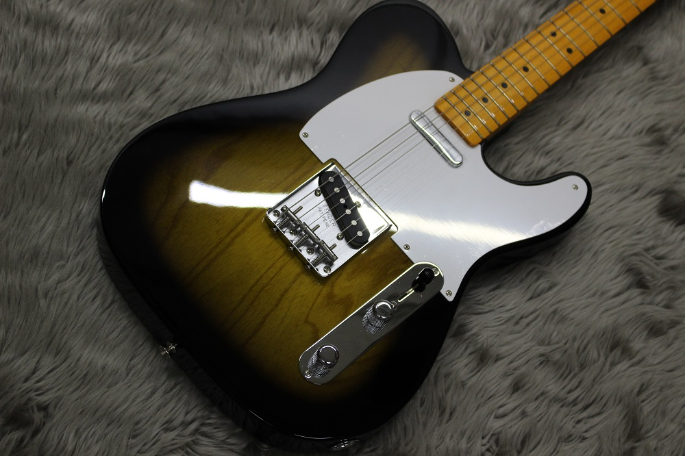 50S TELE LACQUER MNのボディトップ-アップ画像