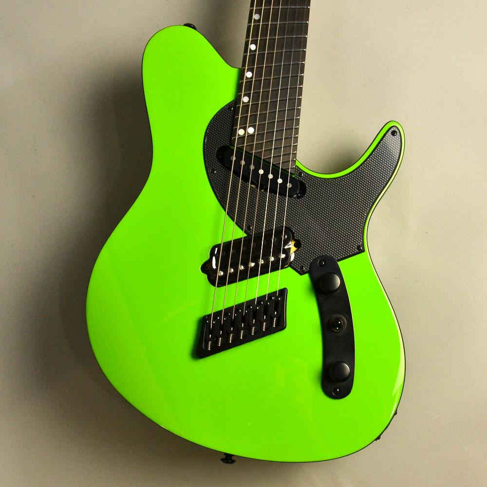 Ormsby Guitars TX GTR7 CAR PG MS 写真画像