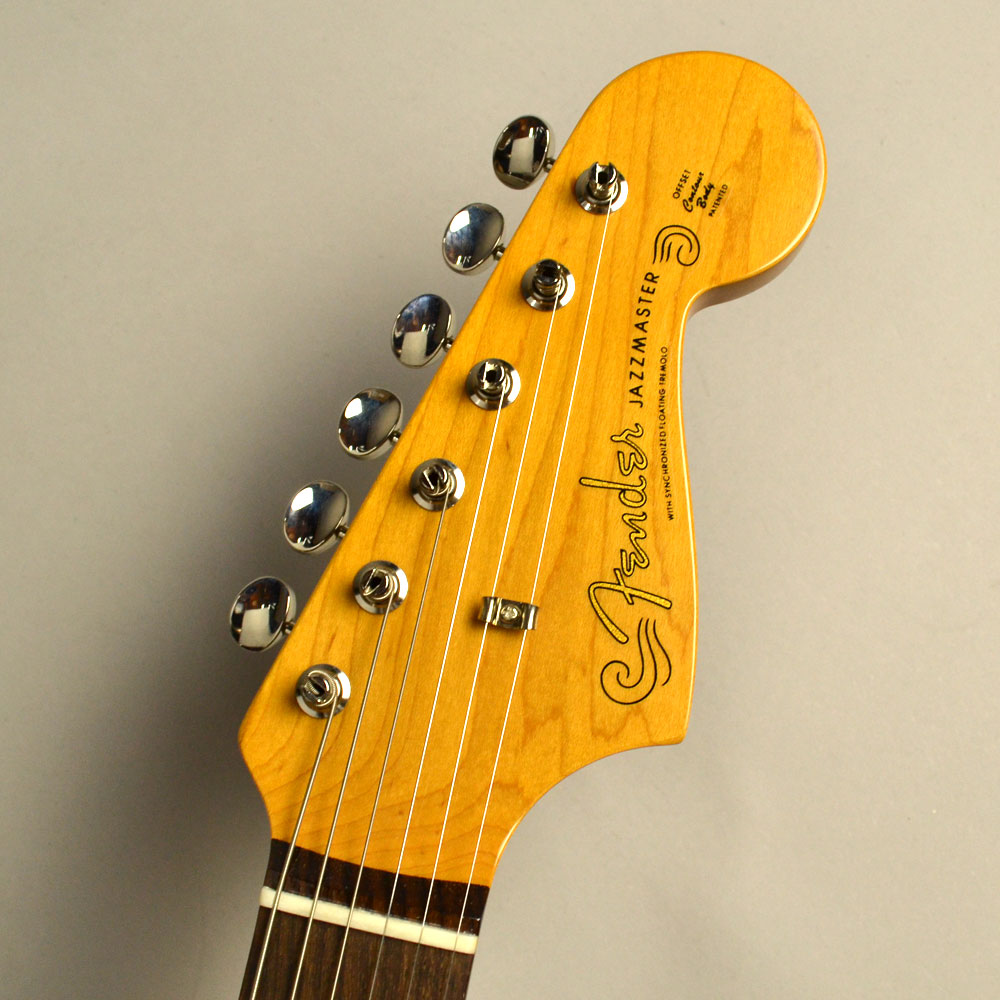 TRADITIONAL 60S JAZZMASTERのヘッド画像