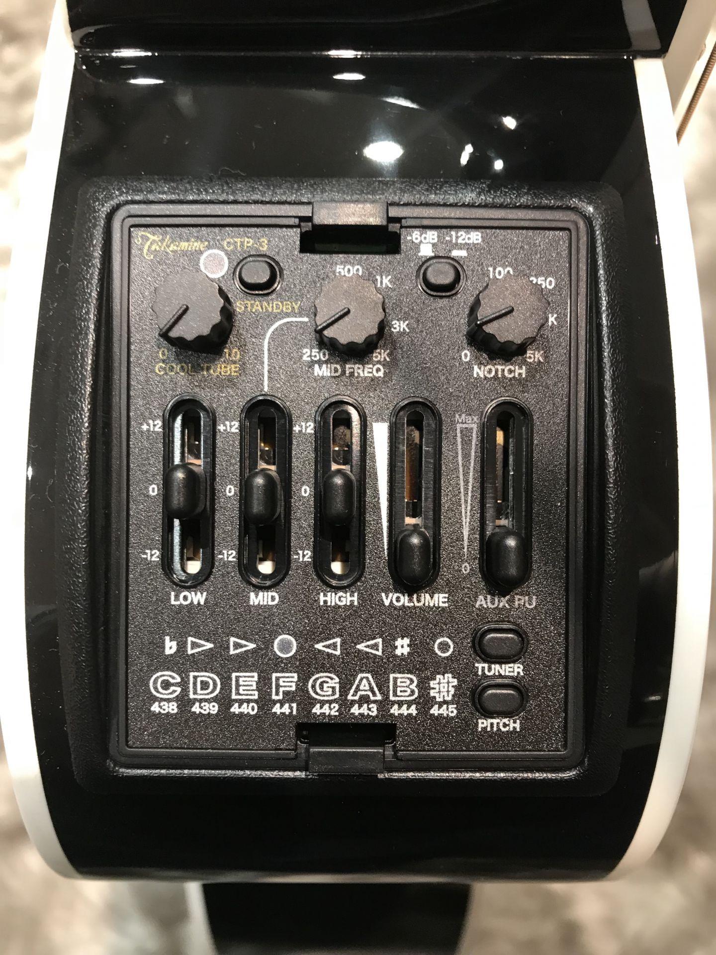 TDP751Cの指板画像