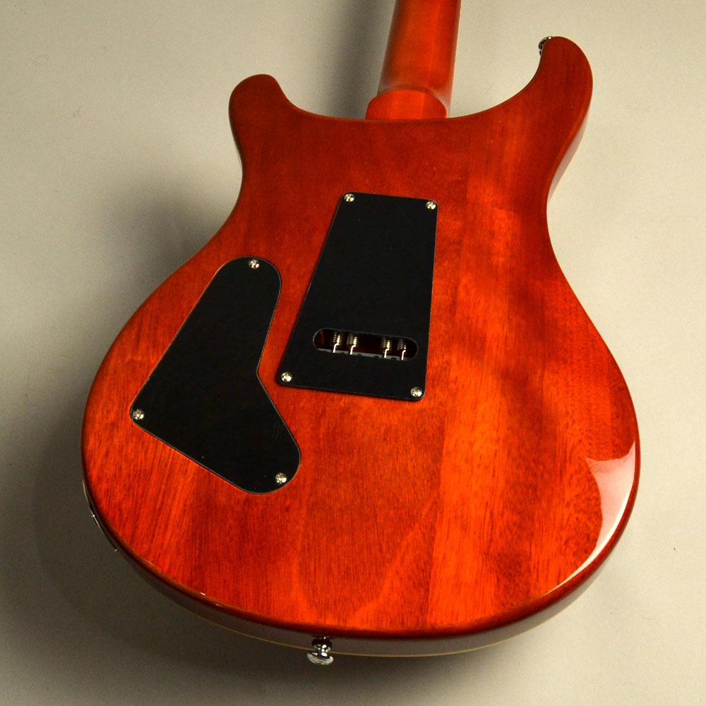 SE Custom 24 Zebrawoodのヘッド裏-アップ画像