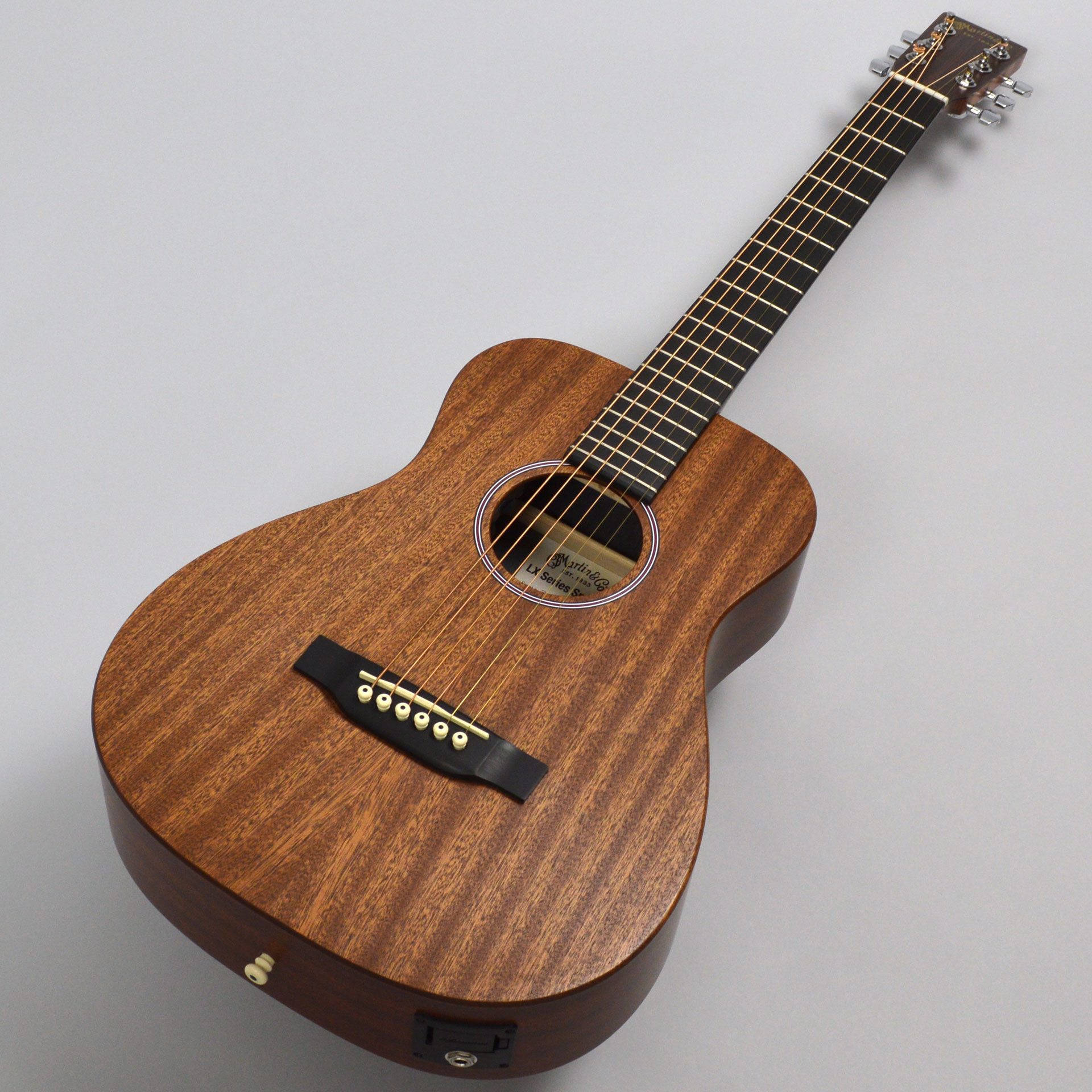 Little Martin LX Custom S/Eの全体画像(縦)