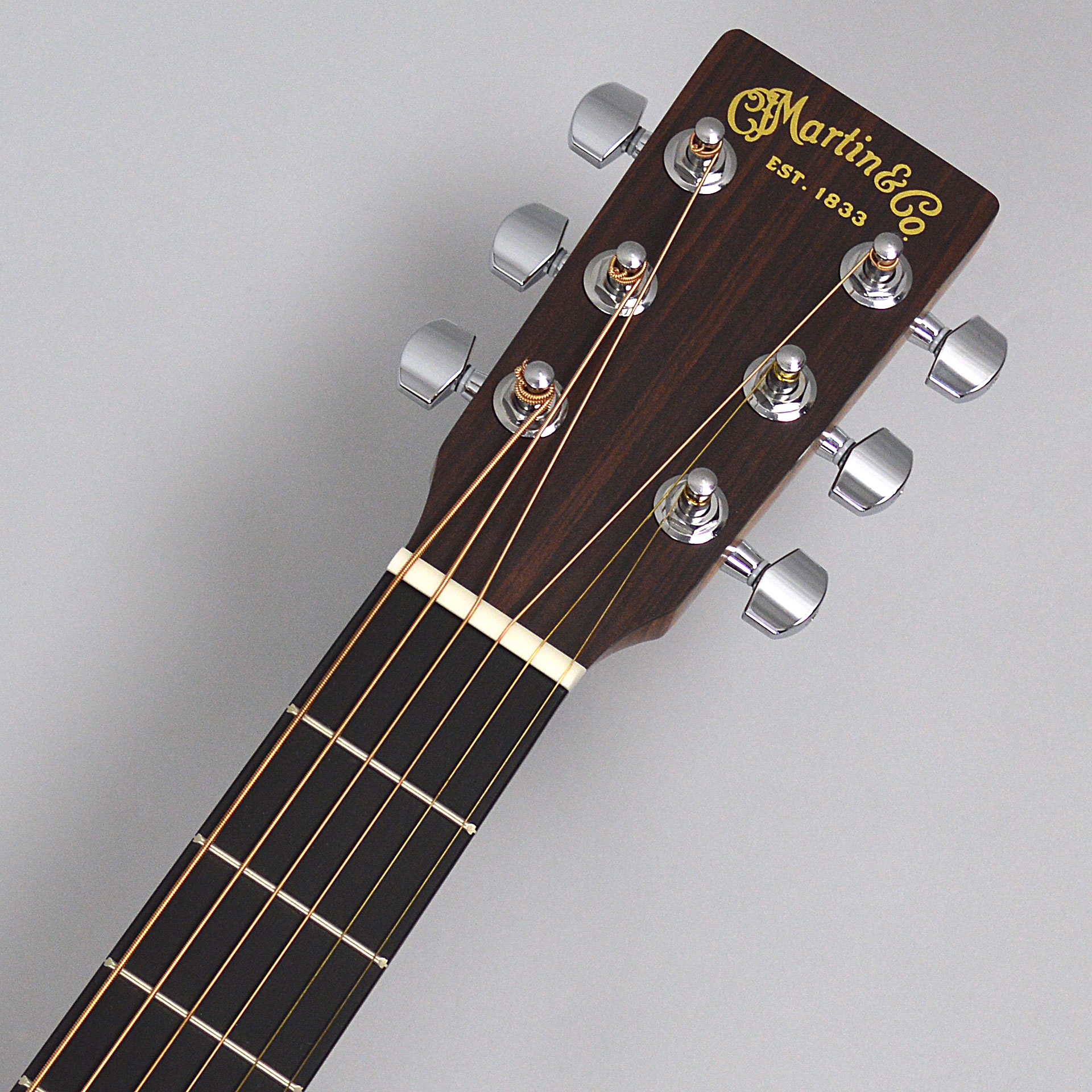Little Martin LX Custom S/Eのヘッド画像