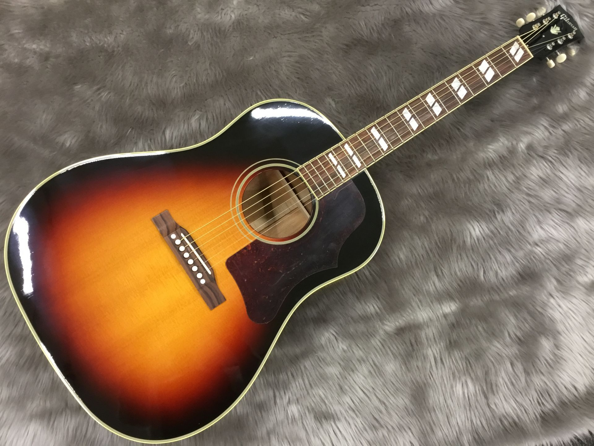 Gibson Custom Shop  50s SouthernJumbo TB 写真画像