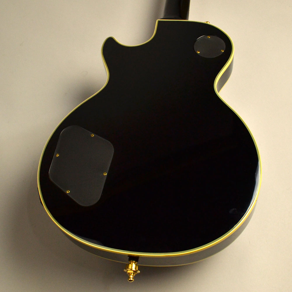 Les Paul Custom Black Beauty 3PUのヘッド裏-アップ画像