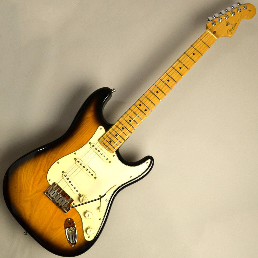 American Stratocaster/Mのボディトップ-アップ画像