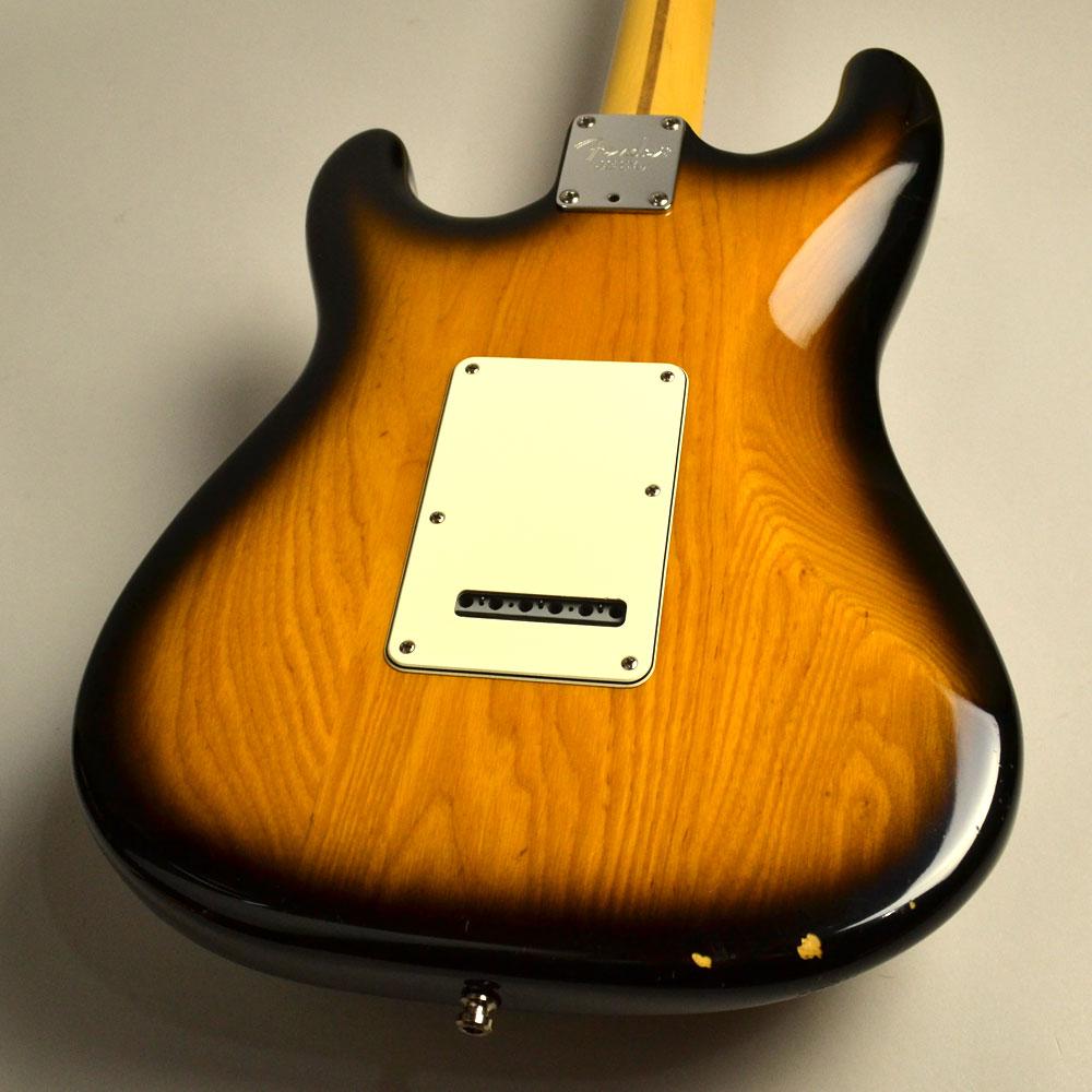 American Stratocaster/Mのヘッド裏-アップ画像