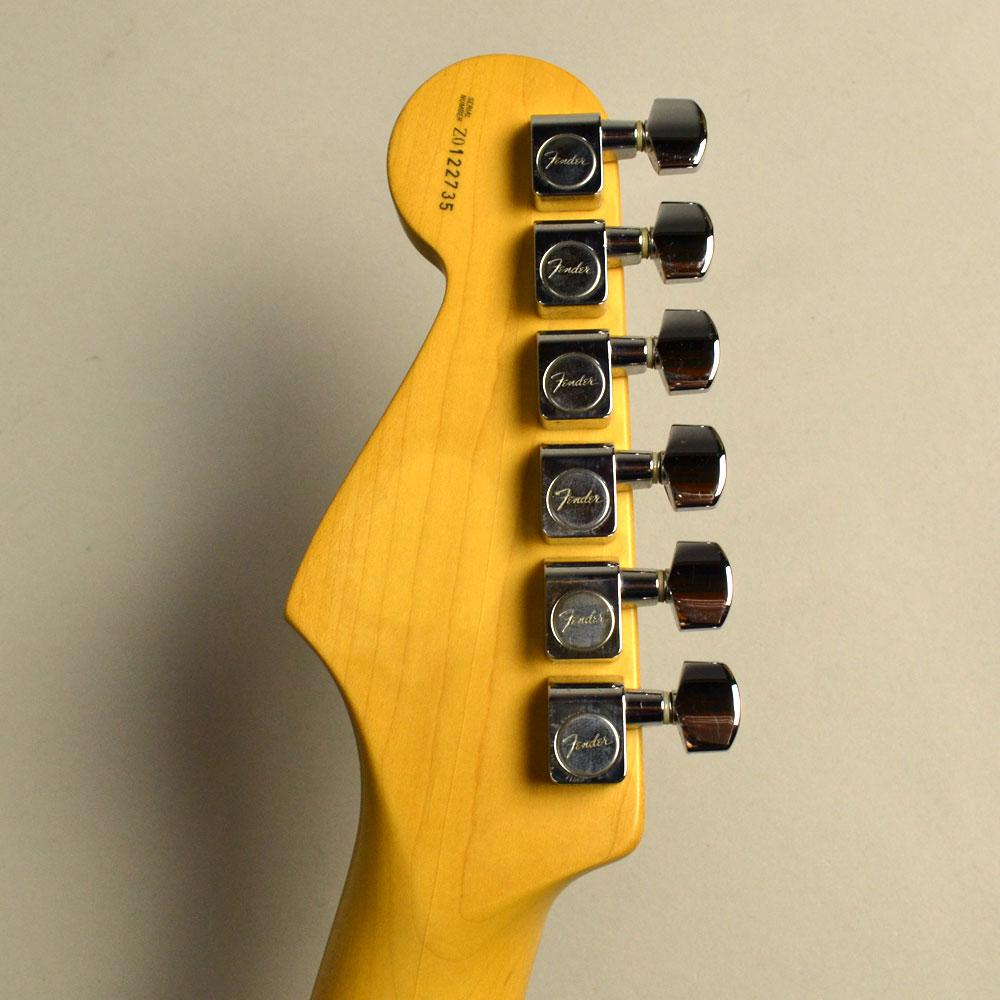 American Stratocaster/Mの指板画像