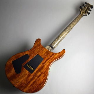 Private Stock #7660 Custom24 Quilted and Curly Maple Top w/ Luminlays Purfling【プレイ動画有り】のヘッド画像