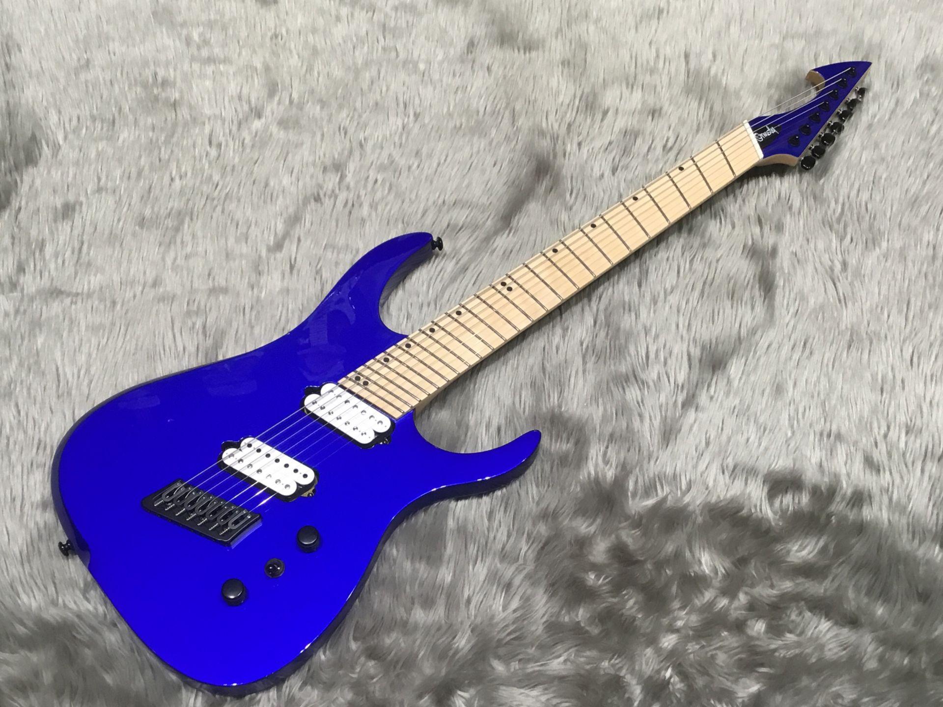 Ormsby Guitars HYPE GTR7 MSMP 写真画像