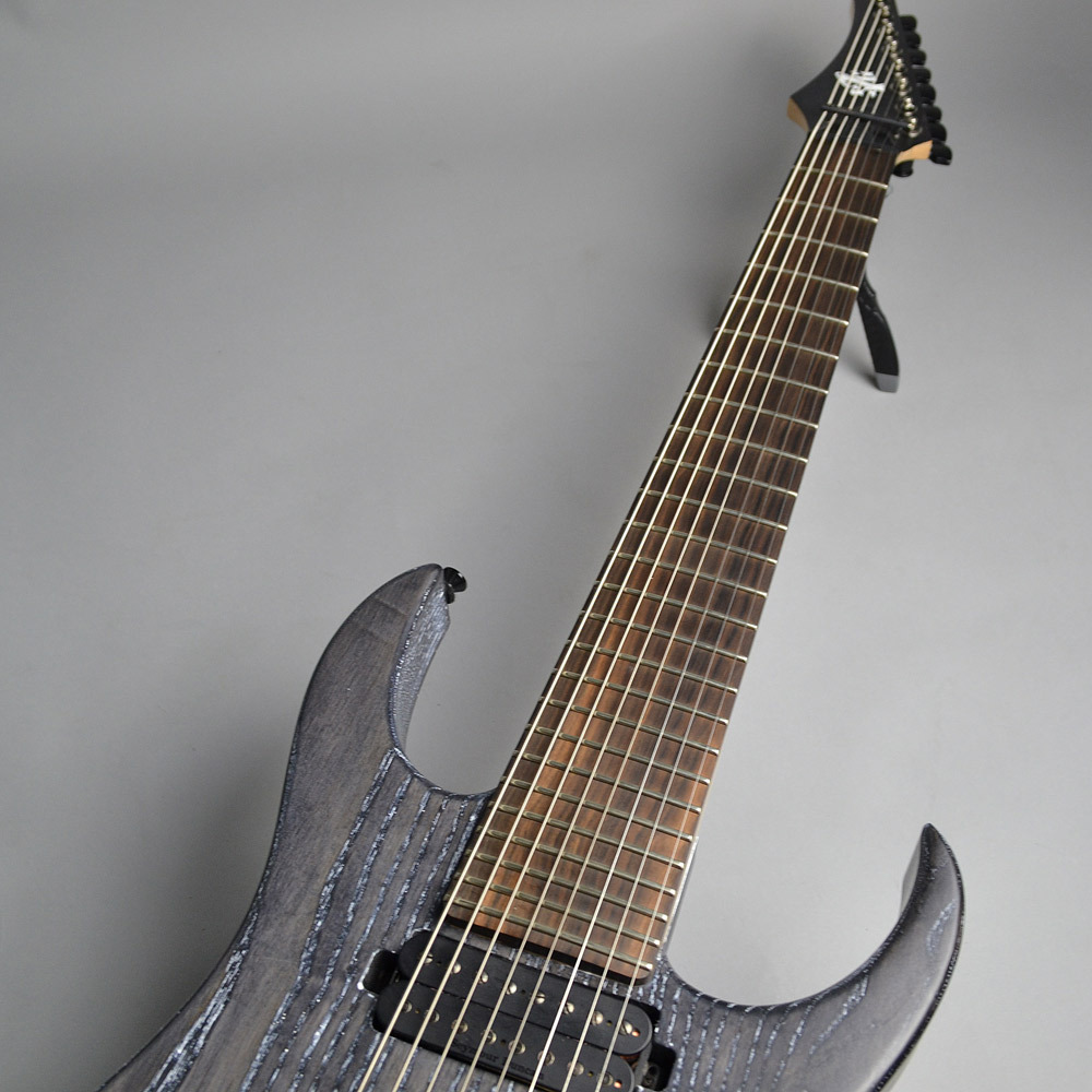Cobra Special8 HT/B Plum Black with White Grain Filledのボディトップ-アップ画像