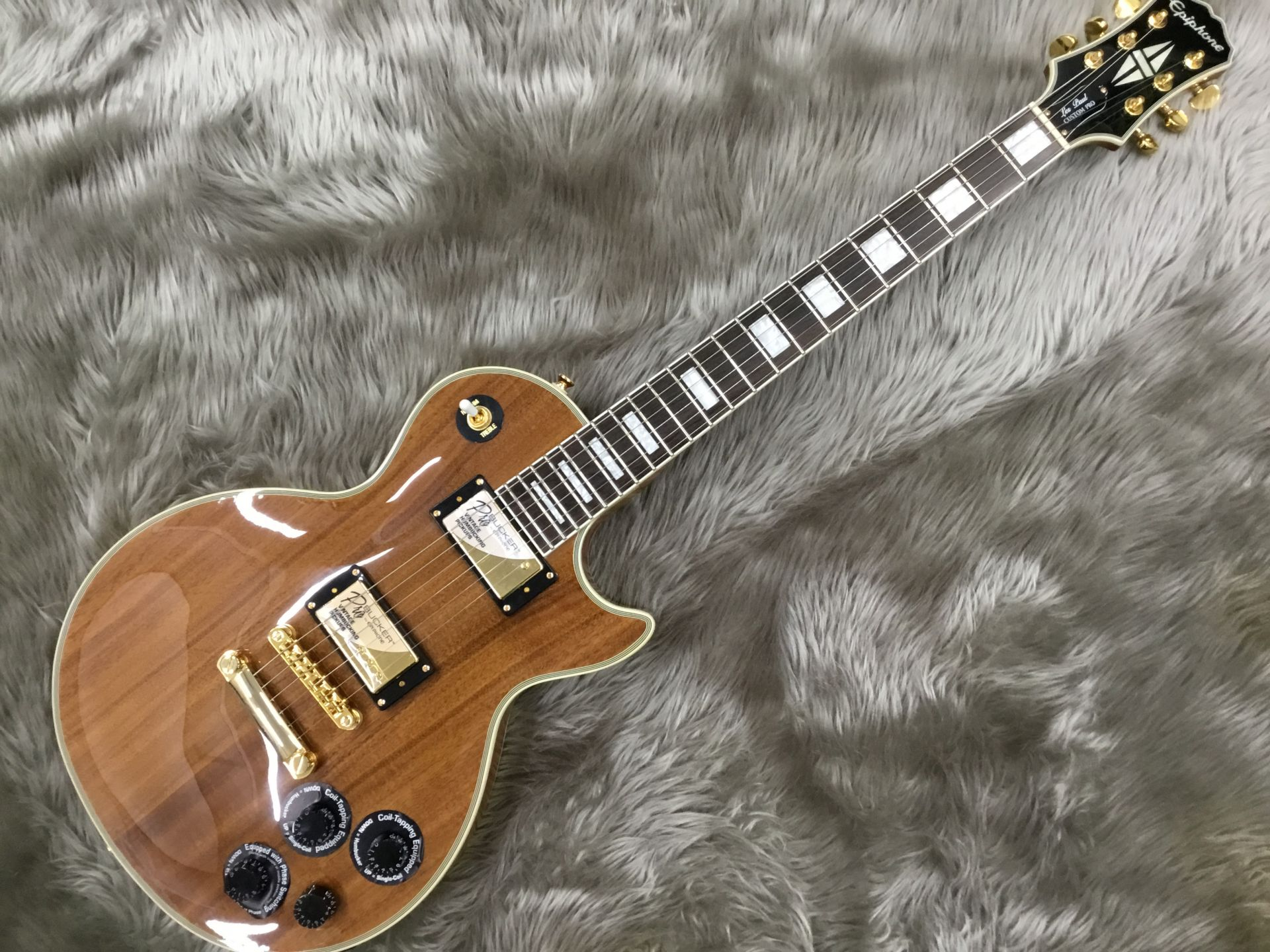 Epiphone  Limited Edition Les Paul Custom PRO K... 写真画像