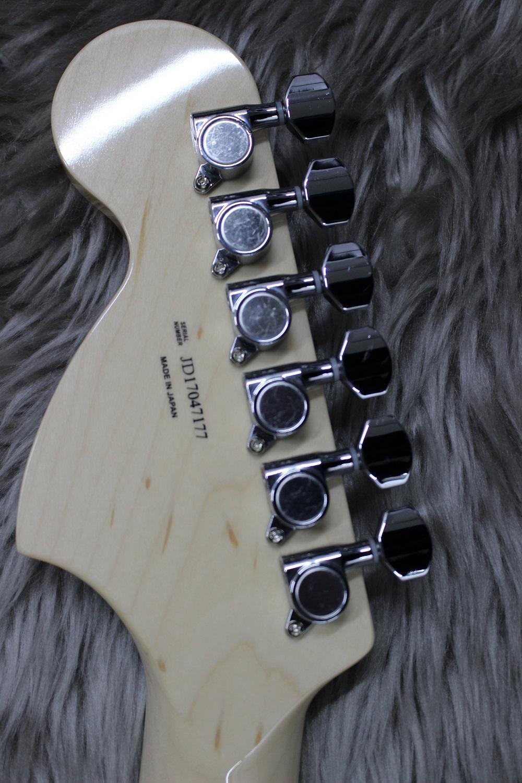 TRAD 70S STRAT MNのヘッド裏-アップ画像