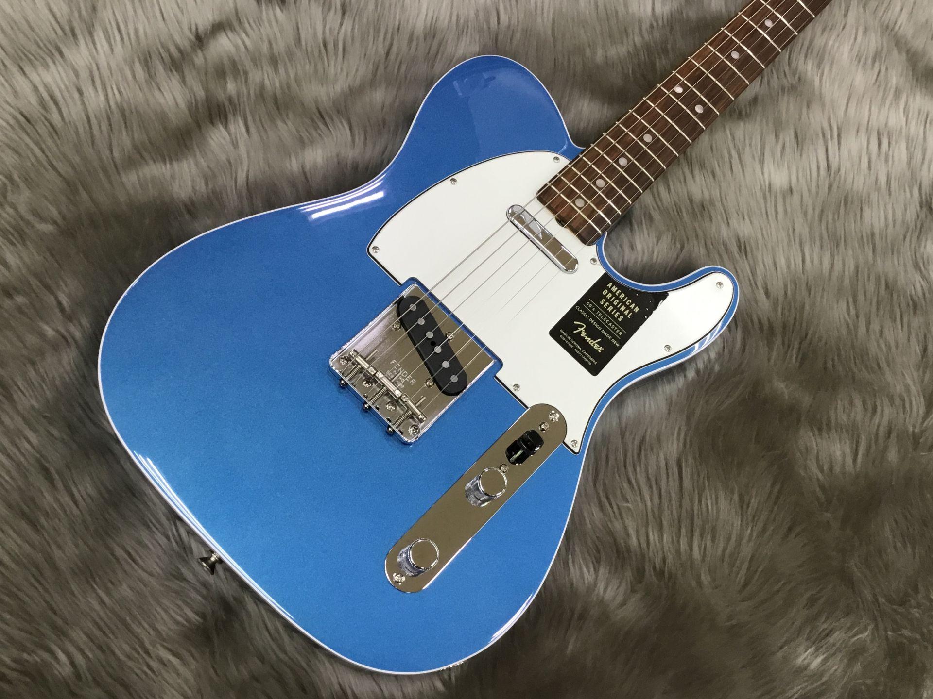 Fender  American Original 60s Telecaster 写真画像
