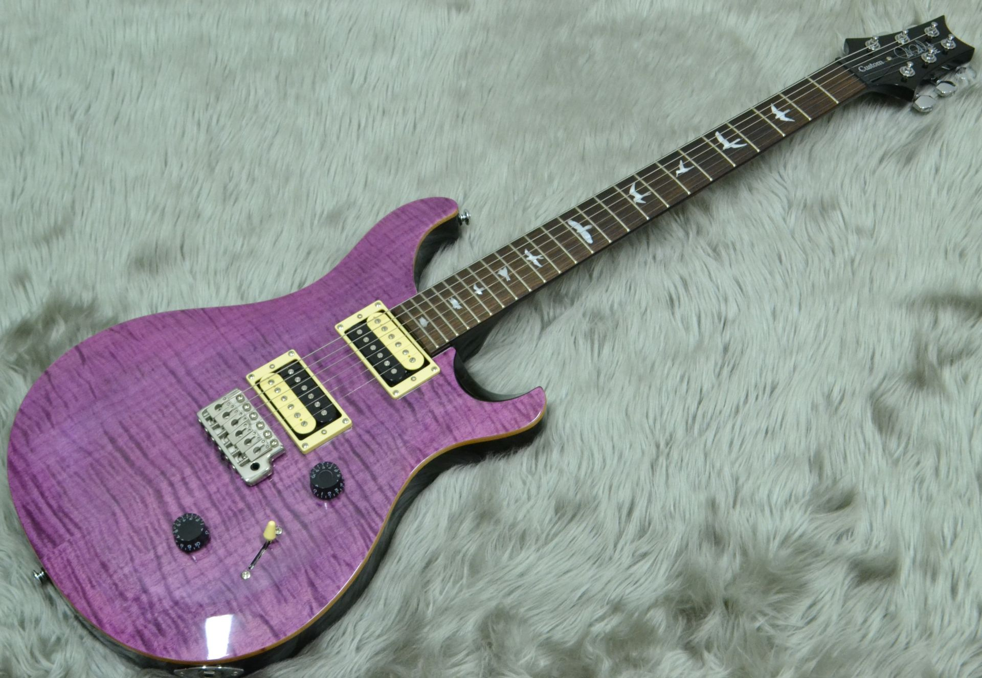 Paul Reed Smith(PRS)  SE custom24N AT 写真画像