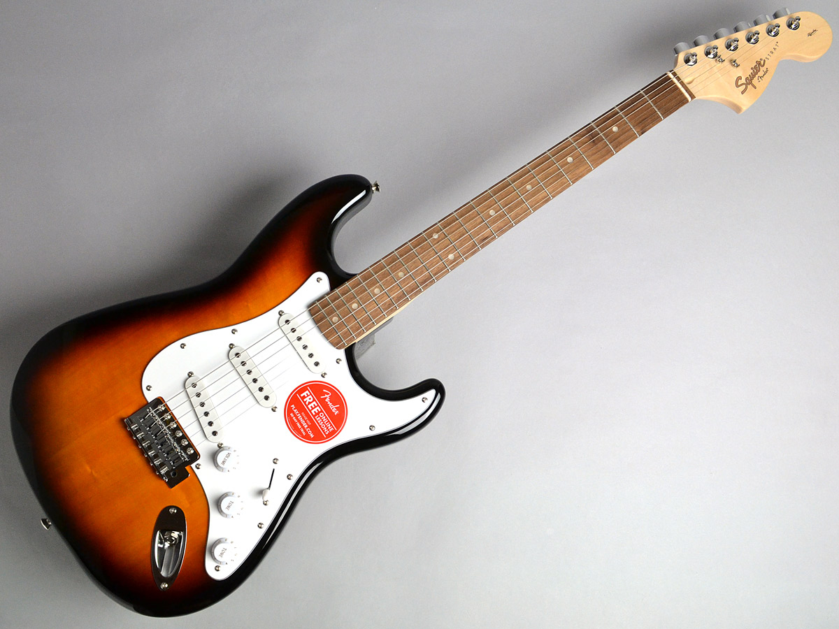 Squier by Fender  Affinity Series Stratocaster 写真画像