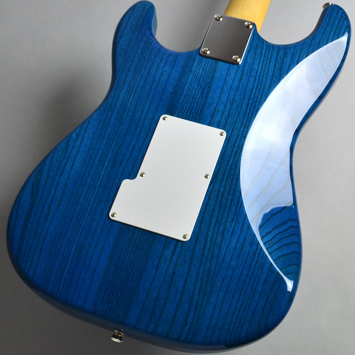Michiya Haruhata Stratocaster Rosewood Fingerboardのボディバック-アップ画像