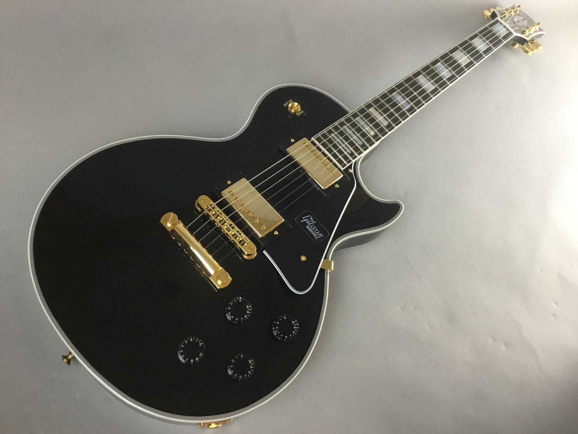 LesPaul Custom Ebony GH