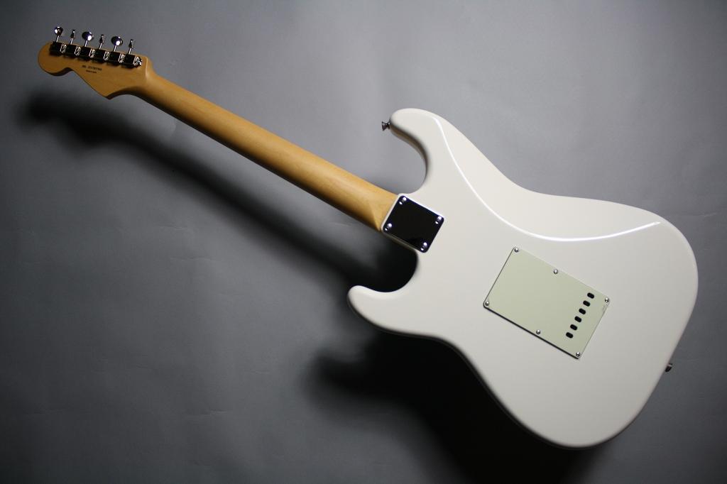 Made in Japan Hybrid 60s Stratocasterのボディバック-アップ画像