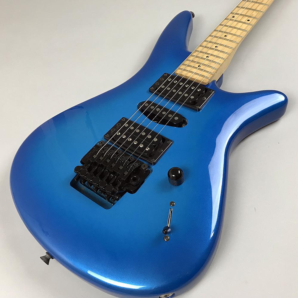MG-MII – Blue Sunburstのボディトップ-アップ画像