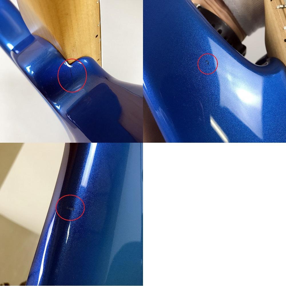 MG-MII – Blue Sunburstのケース・その他画像