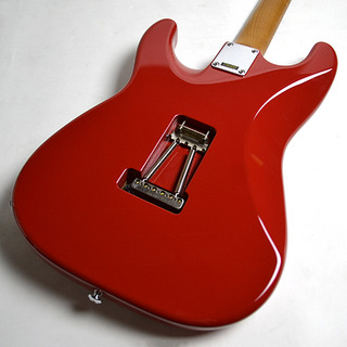 Classic Dakota Red Roasted Maple Neck Indian Rosewoodのボディバック-アップ画像