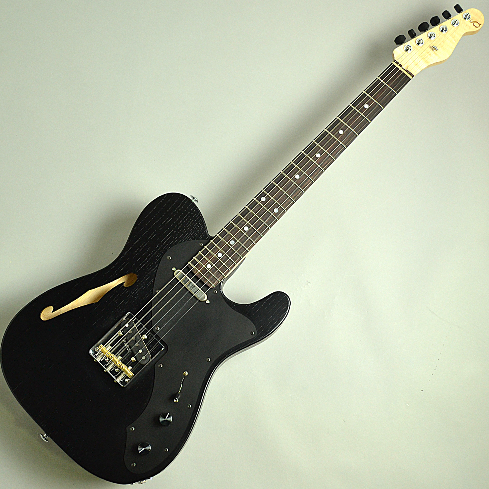 Black Cloud DELTA Chambered MattBlack 写真画像