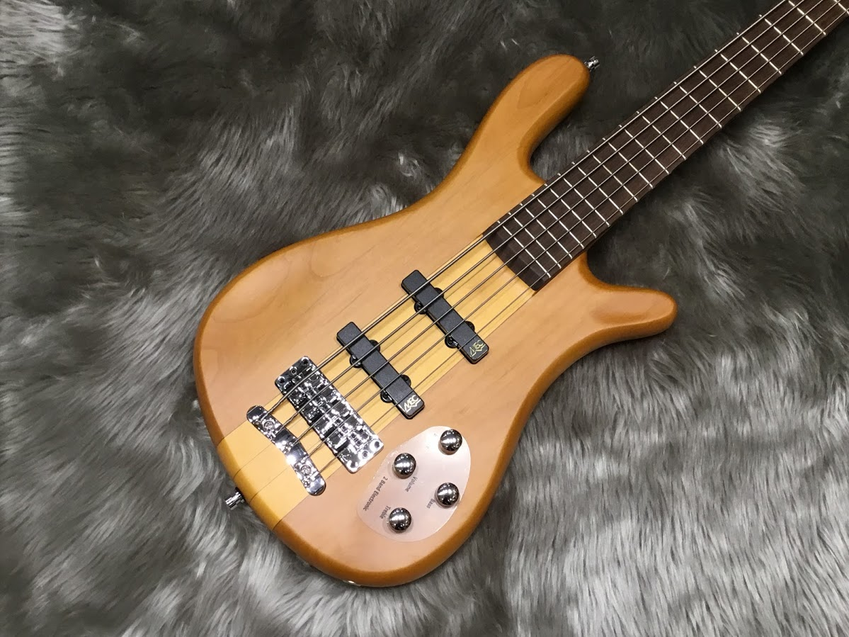Warwick  WB RB STREAMER NT 5 写真画像