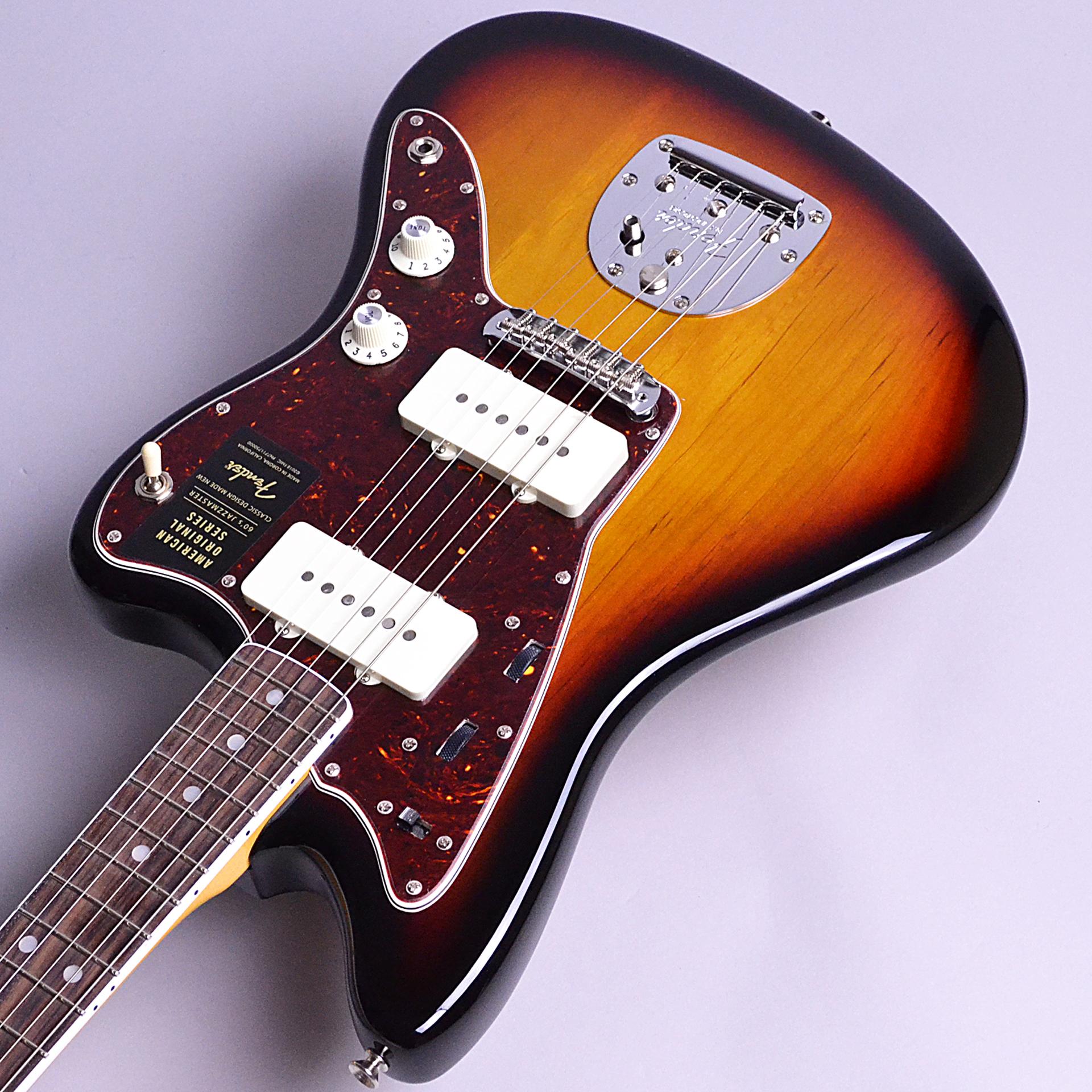 American Original '60s Jazzmasterのヘッド画像