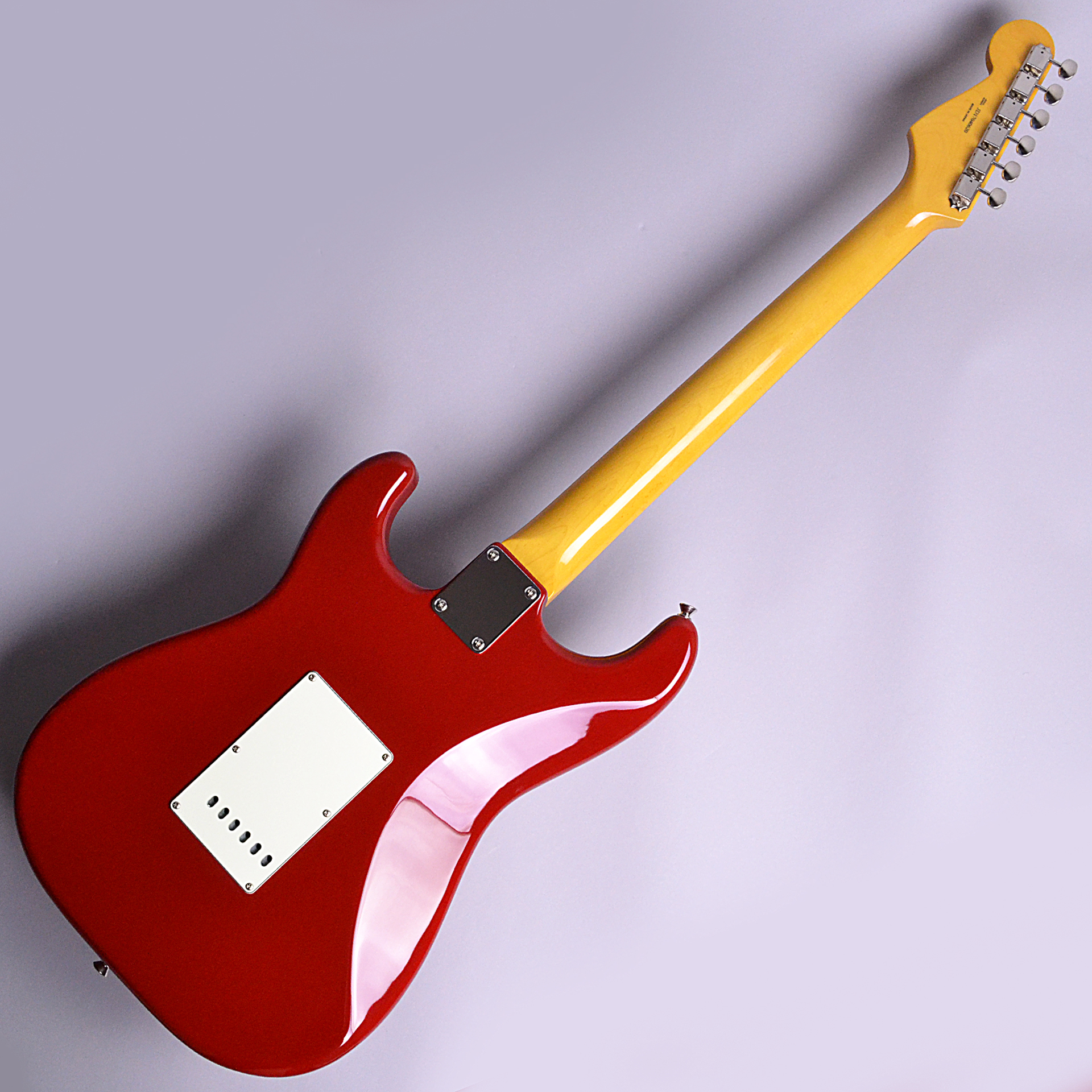 Made in Japan Traditional 60s Stratocasterのボディバック-アップ画像