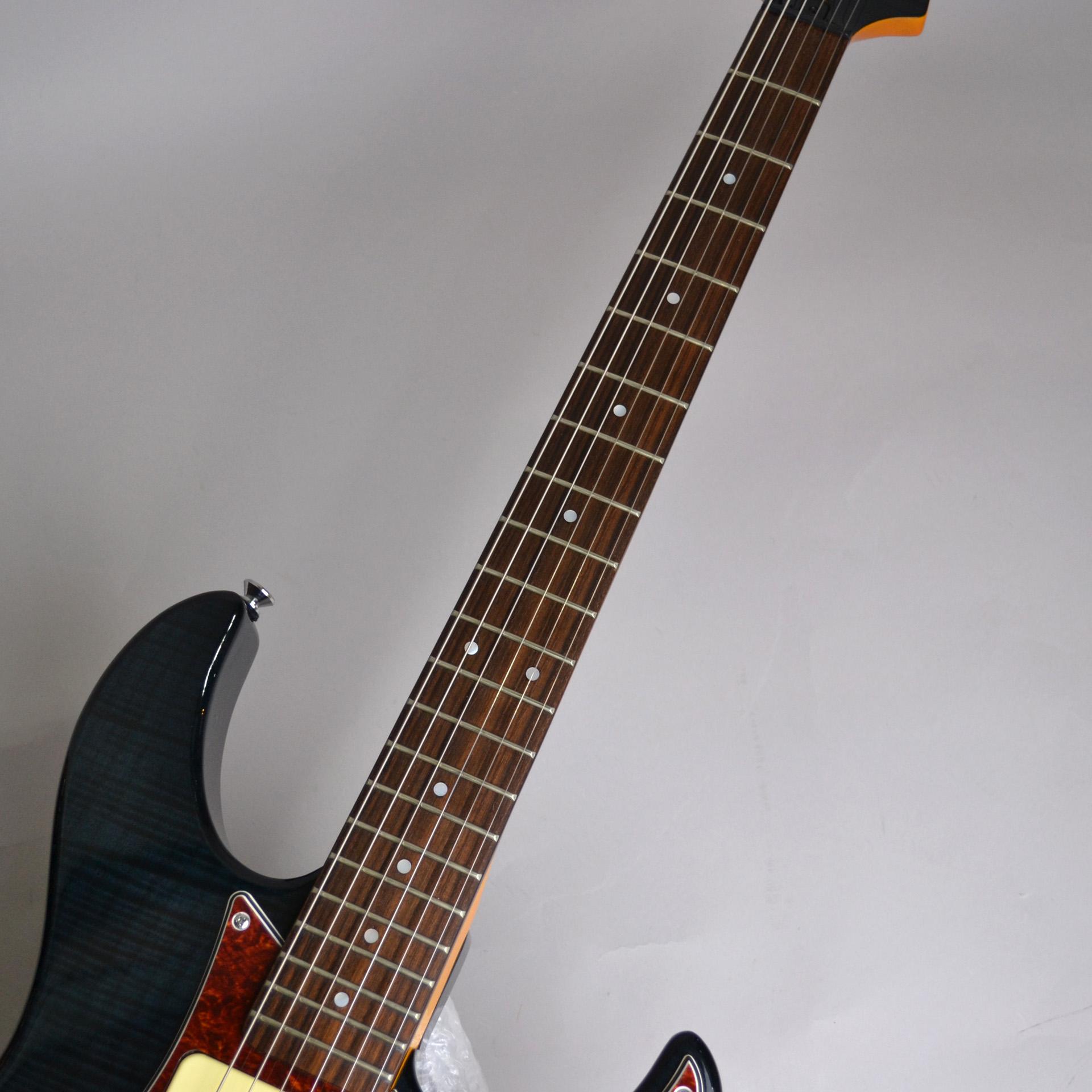 PAC611HFM Translucent Black 美品中古のボディバック-アップ画像