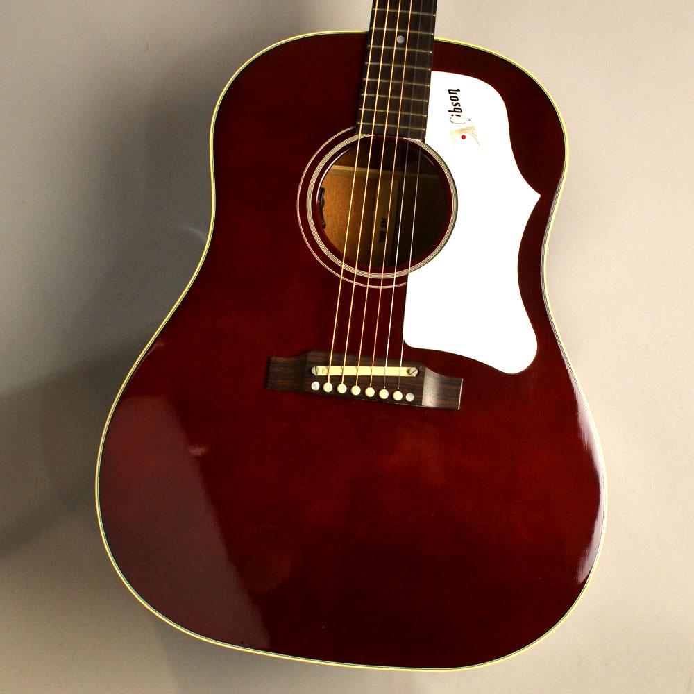Gibson  1960s J-45 Burgundy special 写真画像