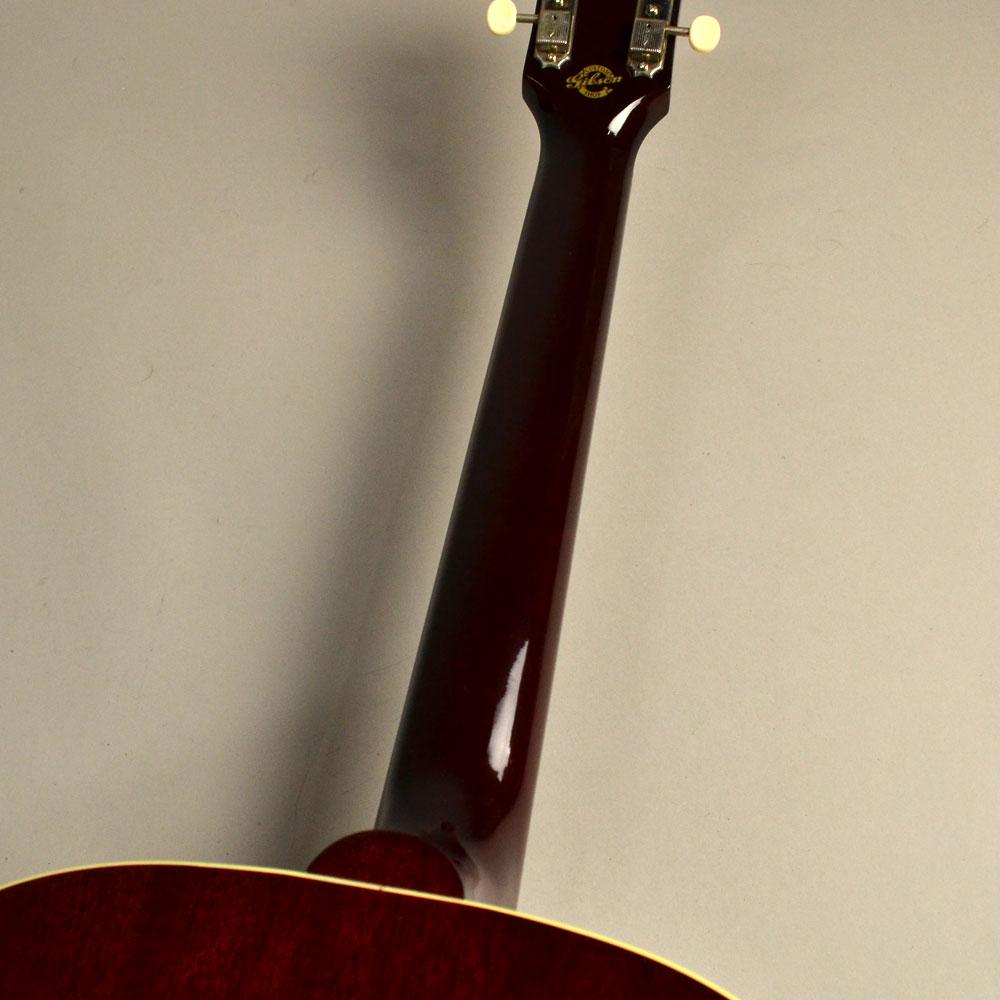 1960s J-45 Burgundy specialの全体画像(縦)