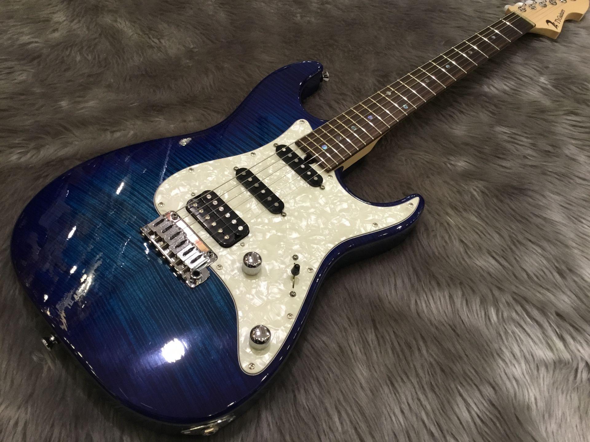 T's Guitars DST-Classic22F 写真画像