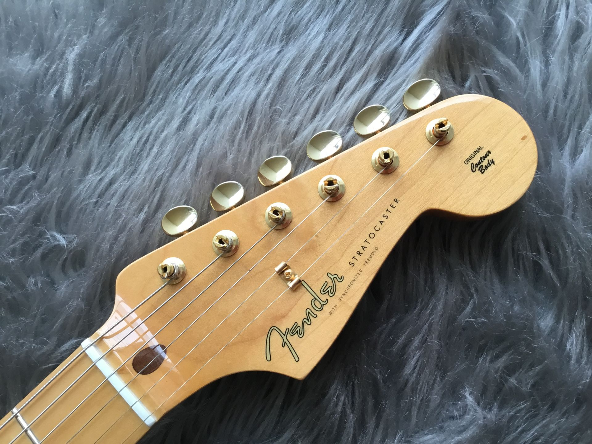 LIMITED EDITION CLASSIC SERIES '50s STRATOCASTER®のヘッド画像