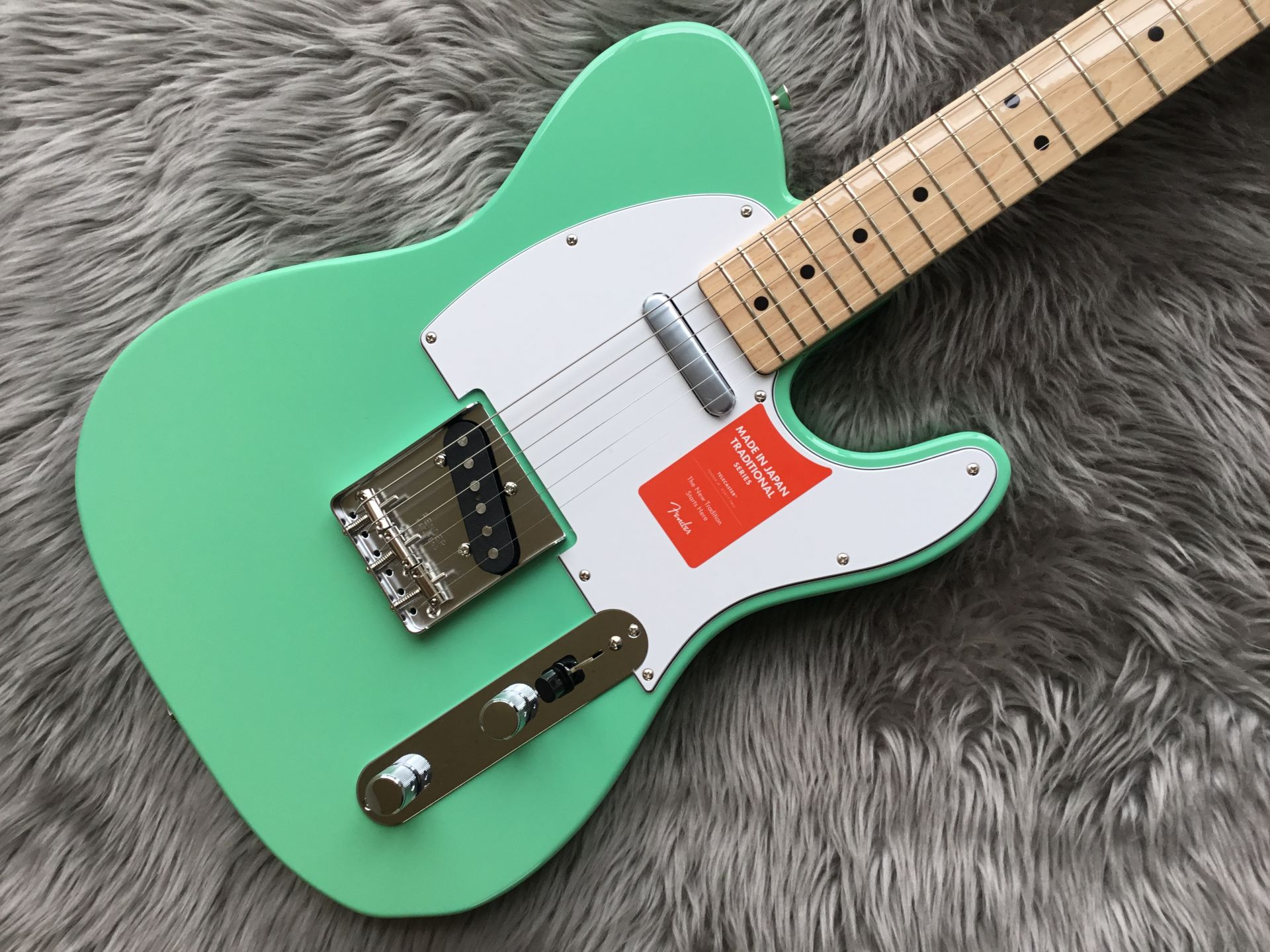 MADE IN JAPAN TRADITIONAL 70S TELECASTER® ASH