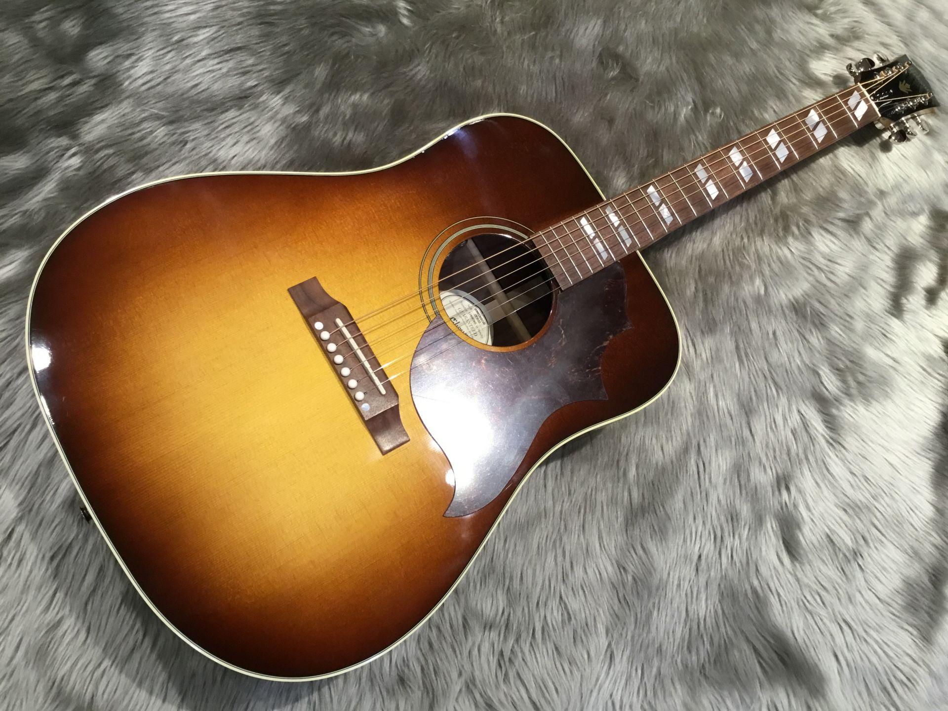 Gibson  Hummingbird Studio 写真画像
