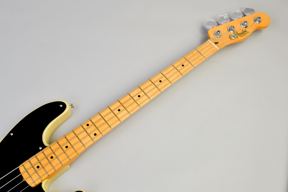 2018 LIMITED EDITION '51 TELECASTER PJ BASSの指板画像
