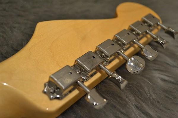 American Original 60s Stratcaster Rosewood Fingerboardのヘッド裏-アップ画像