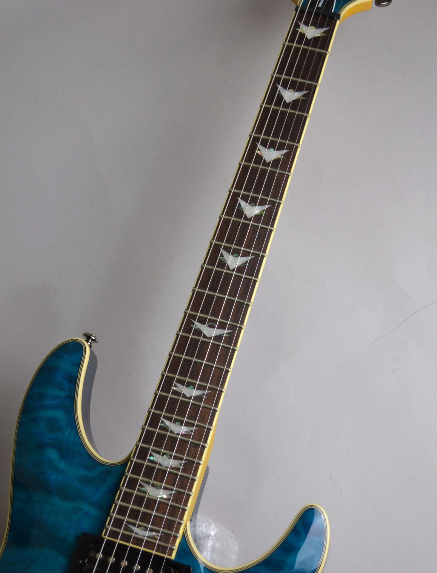 AD-OM6-EXT Trans Ocean Blueのボディバック-アップ画像