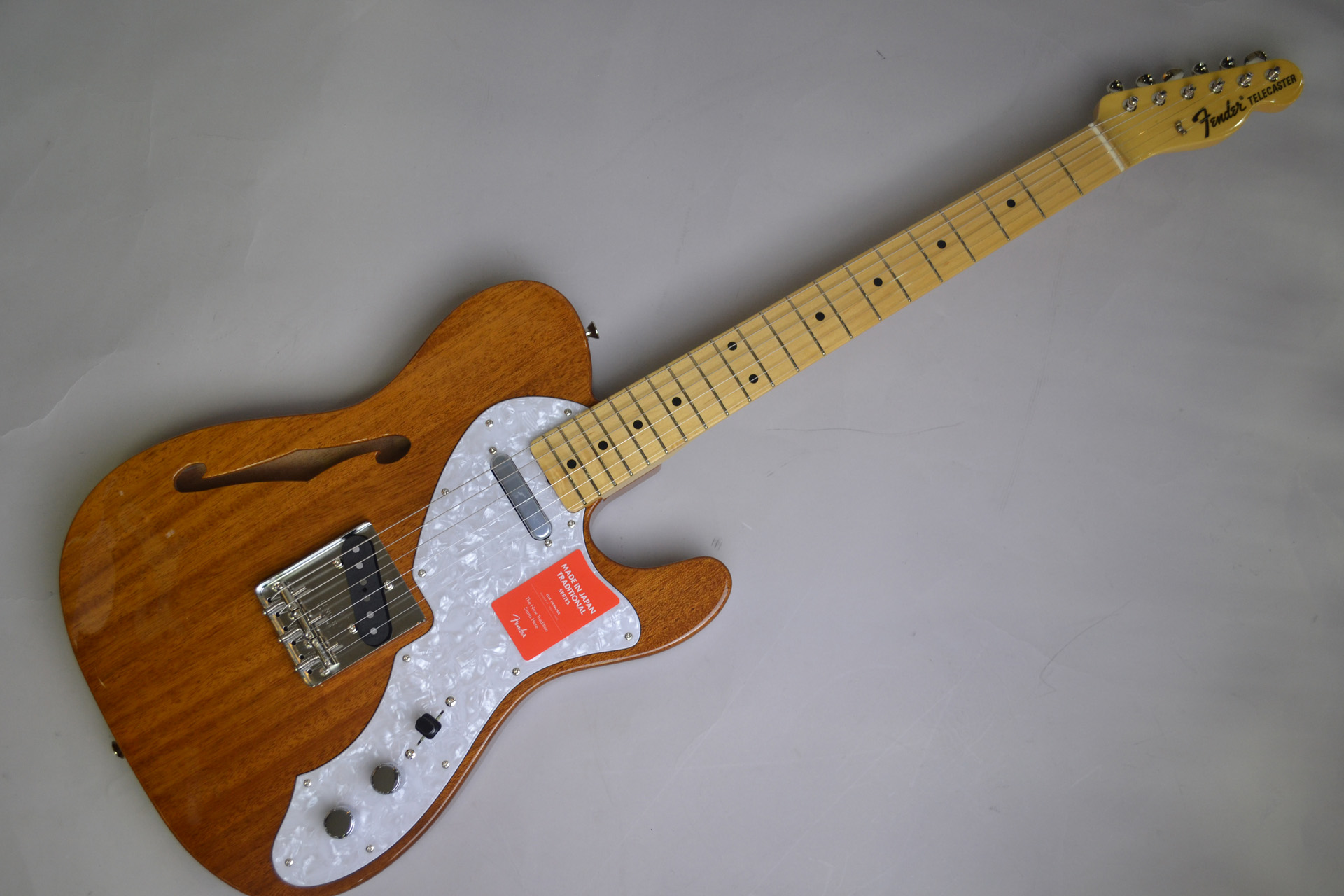 Made in Japan Traditional 69 Telecaster Thinline NAT シンライン