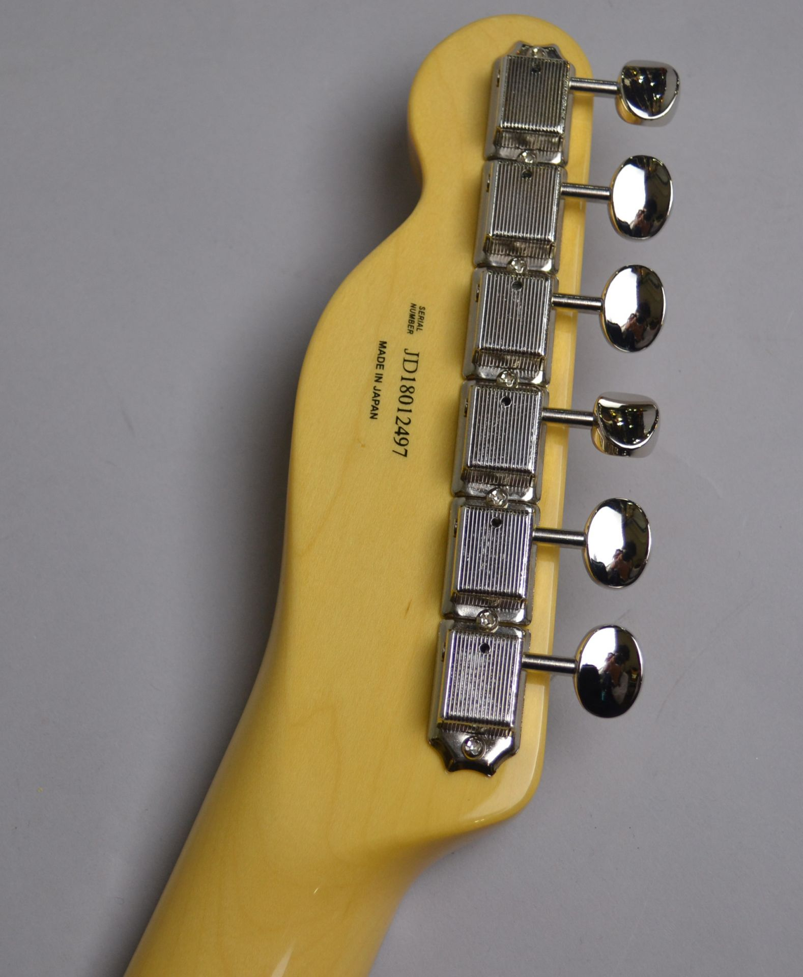 Made in Japan Traditional 69 Telecaster Thinline NAT シンラインのケース・その他画像