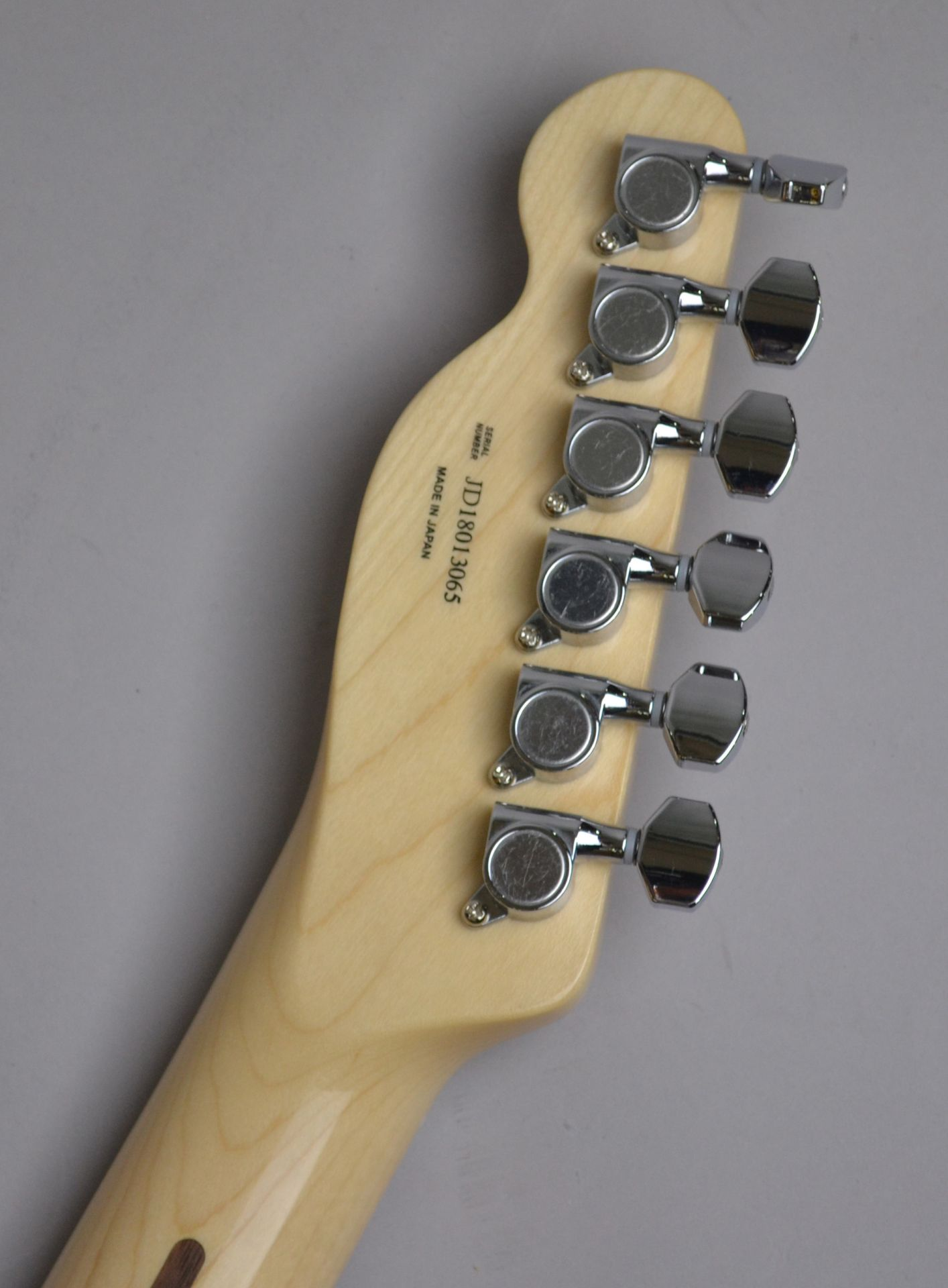 Made in Japan Traditional 70s Telecaster Custom Blackのケース・その他画像