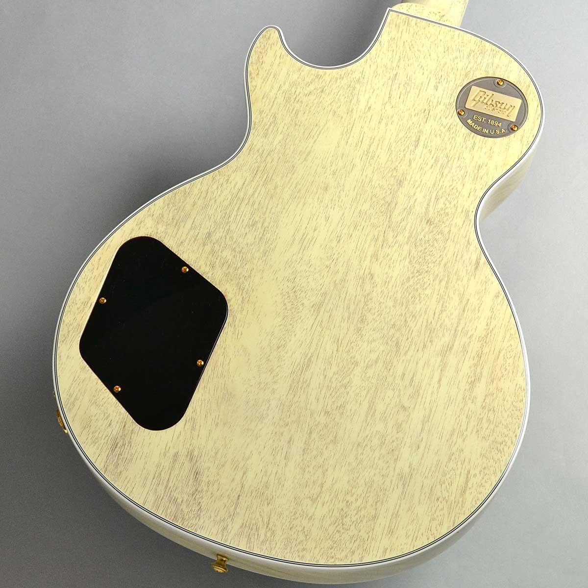 Les Paul Custom Figuredのボディバック-アップ画像