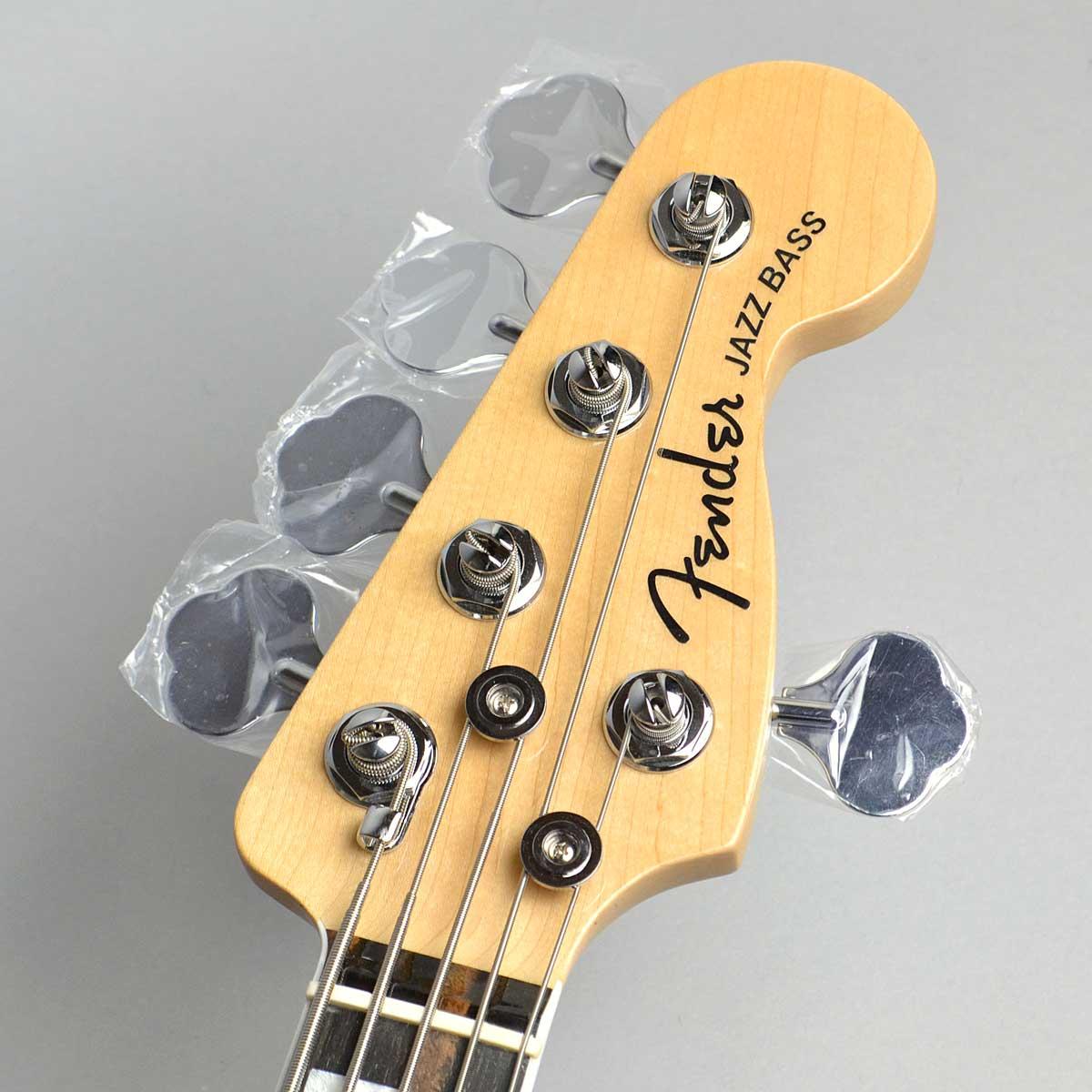 American Elite Jazz Bass Vのヘッド画像